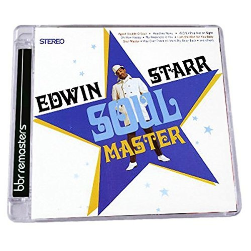Starr-soul Edwin Master (Soul Master (Expanded Edition) by Edwin Starr)