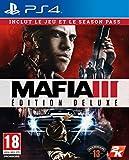 Mafia 3 Edition Deluxe - Version Française - PS4