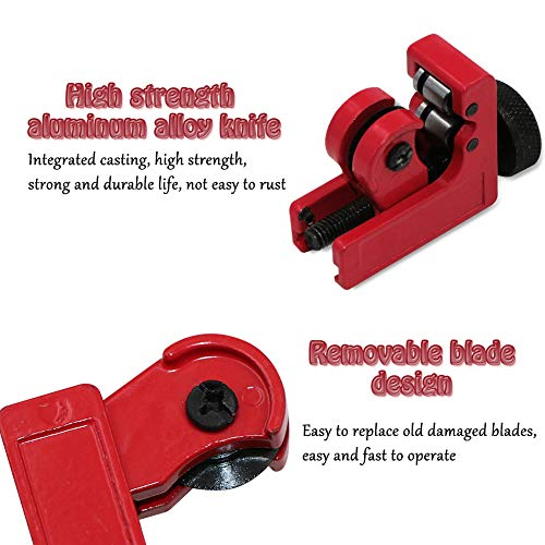 Monument MON265 Pipe Cutter No 1 265B Capacity 4mm 28mm