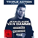 Jean-Claude Van Damme Triple Action Collection (3 Blu-rays)