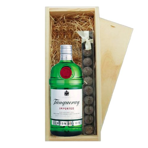 tanqueray-dry-gin-truffes-bote-en-bois