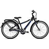 Puky Crusader 24-7 Alu City Light Kinder Fahrrad schwarz