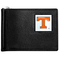 NCAA Tennessee Volunteers Leather Bill Clip Wallet