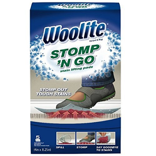 woolite-carpet-and-rug-cleaner-stomp-n-go-stain-lifting-pads-2x-5-pack-discontinued-by-manufacturer-