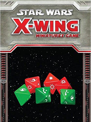 Imagen principal de Star Wars - X-Wing: Pack de dados, juego de miniaturas (Edge Entertainment SWX10)