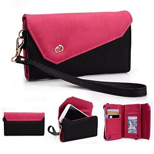 kroo-link-series-universal-wristlet-womens-tri-fold-wallet-clutch-carrying-purse-for-samsung-galaxy-