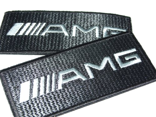 velcro-patch-for-mb-amg-car-floor-mats-with-lock-stitch-optical-effect-set-of-4-embroidered-badges-w