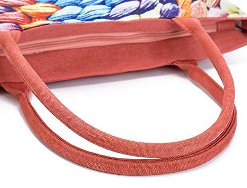 FZHLY Kreative Qualität Gedruckte Tasche 250e