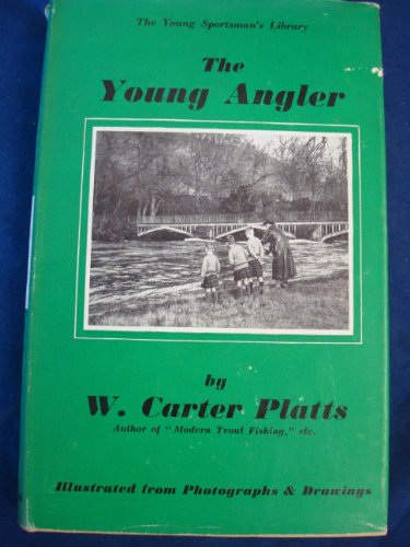 The Young Angler by W. Carter Platts