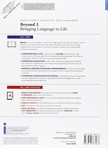 Beyond. Vol. B2. Exam practice. Per le Scuole superiori. Con CD Audio formato MP3. Con e-book. Con espansione online