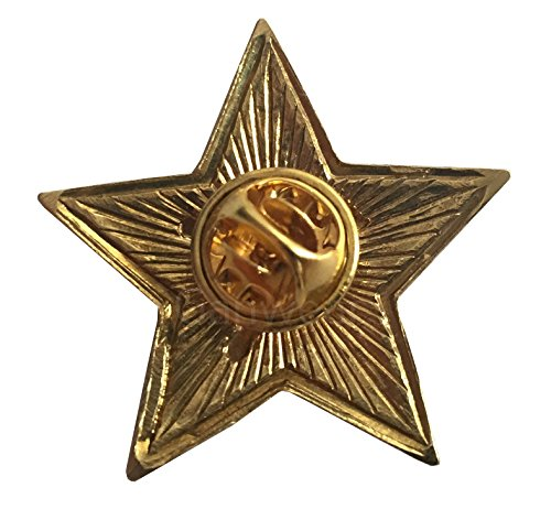 Ganwear(R) Soviet USSR Russian Army Military Large RED Star Ushnaka