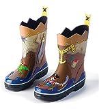 Per giocare all'interno o all'aperto, con questi stivali di sicuro potrai fare grandi schizzi. Più di un semplice paio di stivali, sono un fantastico regalo.  Realizzati in gomma naturale, sono garantiti per essere il paio di stivali più bell...