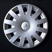 Wheeltrims Set de 4 tapacubos Citroen C3 / C1 / C2 / C4 / C5 /