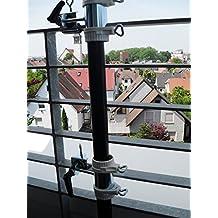 suchergebnis auf f r balkonhalterung sonnenschirm. Black Bedroom Furniture Sets. Home Design Ideas
