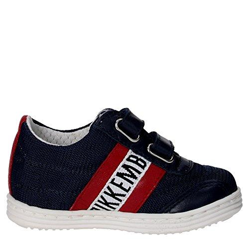 Bikkembergs BKP102372 Sneakers Boy Blau