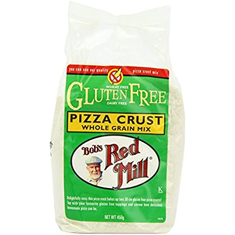 Bobs Red Mill G/F Pizza Crust Mix 450 g (order 4 for trade outer)