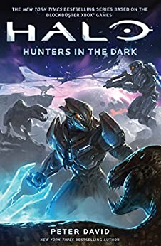 Halo: Hunters in the Dark par [David, Peter]