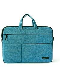 """Nv Laptop Sleeve Bag Waterproof Laptop Messenger Hand Bag For 13"""" MacBook All 13"""" Laptops (firogi)"""