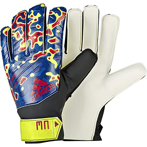 adidas Kinder Torwarthandschuhe Predator Young Pro Manuel Neuer solar Yellow/Football Blue/Active red 4
