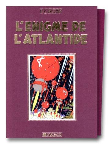 Blake et Mortimer : L'Enigme de l'Atlantide