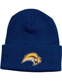 Buffalo Sabres Reebok NHL Basic Logo Blue Cuffed Knit Hat Chapeau