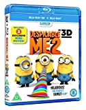 Despicable Me 2 [Blu-ray 3D + Blu-ray] [2013] [Region Free]