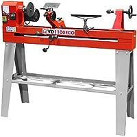 Torno copiador para madera Holzmann VD1100ECO con variador de velocidad torneado