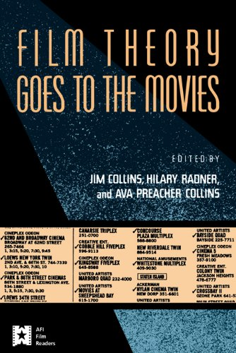 Film Theory Goes to the Movies: Cultural Analysis of Contemporary Film (AFI Film Readers) (English Edition)