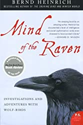 Mind of the Raven: Investigations and Adventures with Wolf-Birds by Bernd Heinrich (2007-05-29)