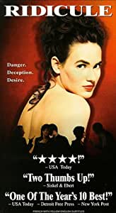 Ridicule [VHS] [Import USA]