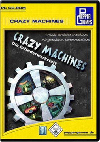 Crazy Machines (Pepper Games) (Incredible Machine)