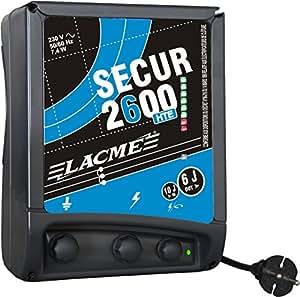 Secteur Lacme Secur 2600 Hte