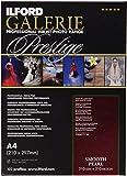 ILFORD GALERIE Prestige Smooth Pearl 310gsm A4-210mm x 297mm 25 Blatt Bild