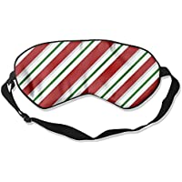 Comfortable Sleep Eyes Masks Red Blue White Stripes Printed Sleeping Mask For Travelling, Night Noon Nap, Mediation... preisvergleich bei billige-tabletten.eu