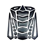 Lorjoy Motocicleta de Combustible del Tanque de Aceite del cojín de la Etiqueta engomada Cubierta del Protector Universal para Buell XB12R XB12Ss XB12Scg