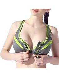 Slyzone - Sujetador deportivo - para mujer