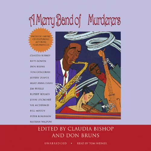 A Merry Band of Murderers  Audiolibri