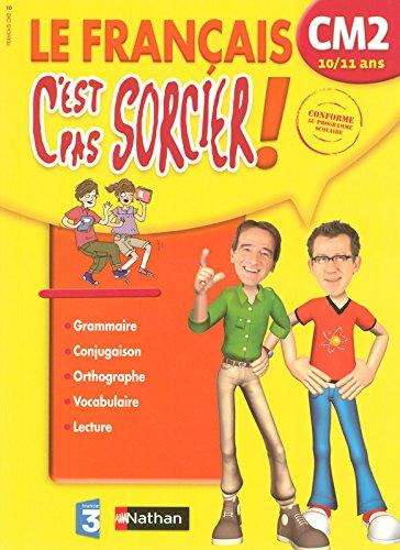 CPS CAHIER DE FRANCAIS CM2 N10