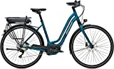 Diamant Elan Sport+ Wave Damen E-Bike City Trekking Estorialblau RH45