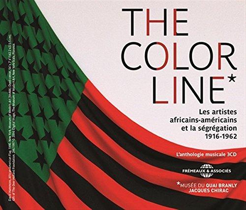 Artistes Africains-Américains et la Segregation 1916/1962