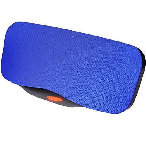 SPARKWAV Bücherregal Bluetooth Lautsprecher 60W, 2 Tweeer, 1 Subwoofer Blau
