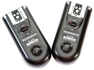 Yongnuo OS00509 Blitz-Kamera 100m Funk Auslöser RF-603 N3 für Nikon D90/D3000/D3100/D3200/D5000/D5100/D7000