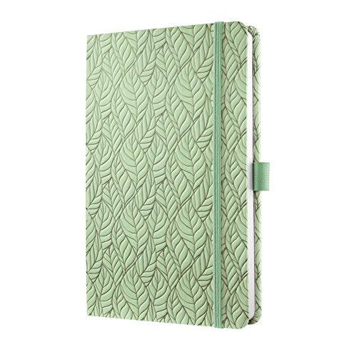 Sigel JN303 Notizbuch Jolie, ca. A5, Design Spring Garden - viele Modelle
