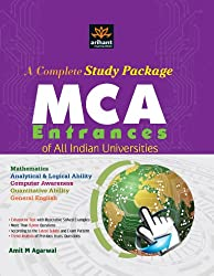 A complete study package MCA Entrances of all Indian universities  (Old Edition)