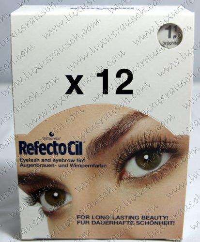 Refectocil graphite Nr. 1.1 12er Pack