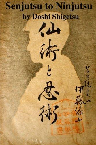 Senjutsu to Ninjutsu por Doshi Shigetsu