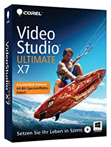 Corel VideoStudio X7 Ultimate
