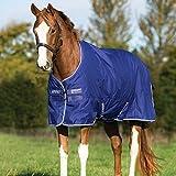 Horseware Amigo Hero 6 Turnout medium 200g atlantic blue