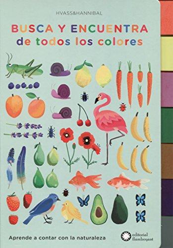 Busca y encuentra de todos los colores por Hvass&Hannibal