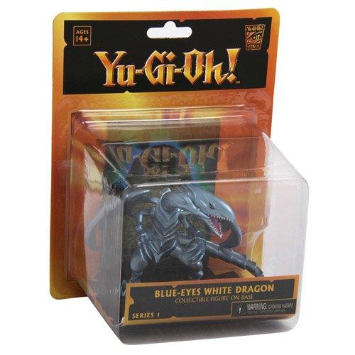 Action Figur Yu-Gi-Oh! Blue Eyes White Dragon 10Cm Serie 1 [Importación Alemana]